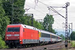 101 018 in Rastatt