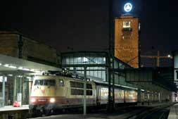 103 245 mit Intercity
