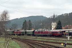 221 135, V 100 2335, 796 625 in Hausach