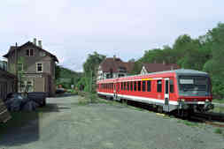 628 270/928 270 in Maulbronn-West