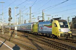 ES 64 U2-061 mit Intercity