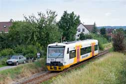 VT 430 in Holzgerlingen